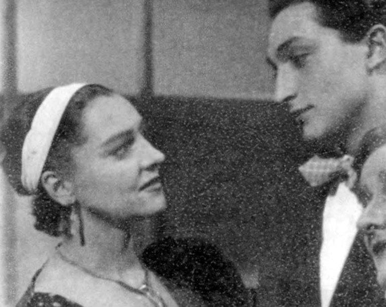 Первая жена Плятта, Нина Владимировна Бутова