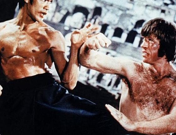 Чак Норрис создал оригинальное боевое искусство
