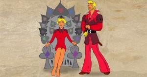 Студент из Сыктывкара тонко подметил сходство героев «Игры престолов» с персонажами советских мультиков