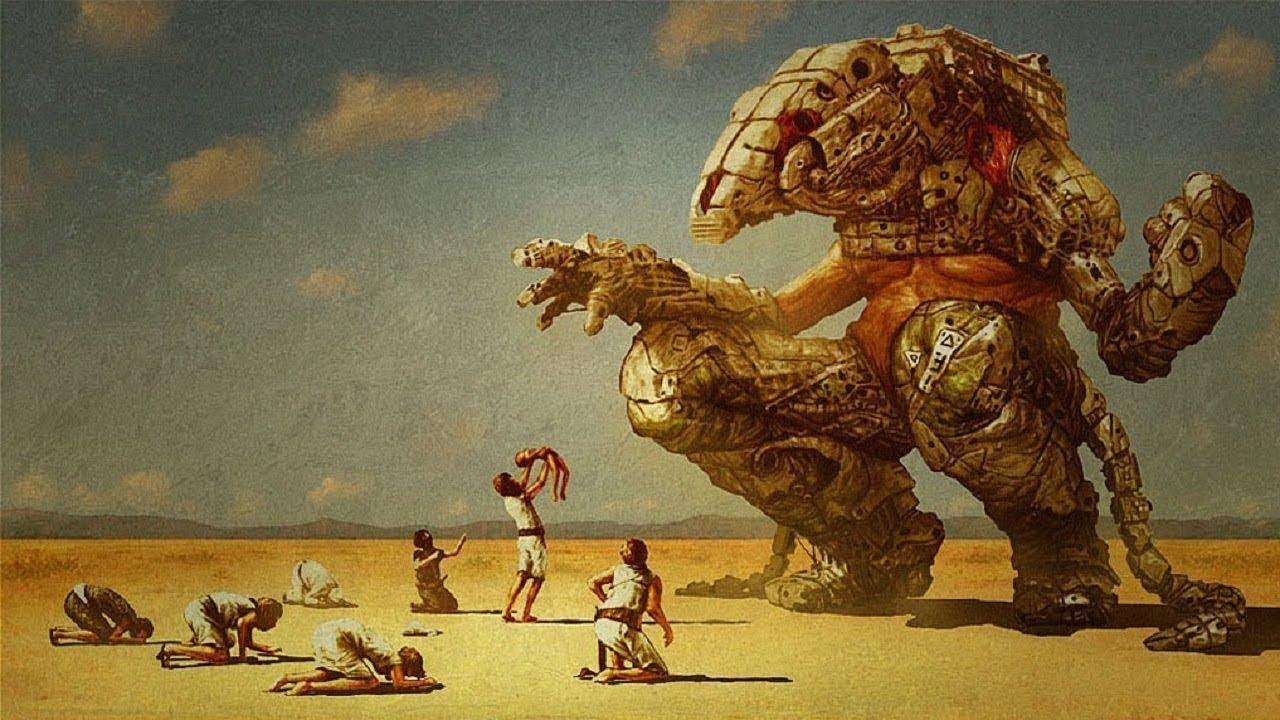 Рабы ПРИШЕЛЬЦЕВ! Человечество - результат опыта, который ведется до сих пор инопланетянами!