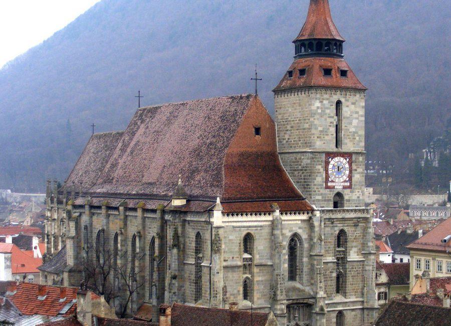 церковь в Румынии