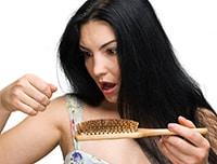 проблема раннего поседения волос