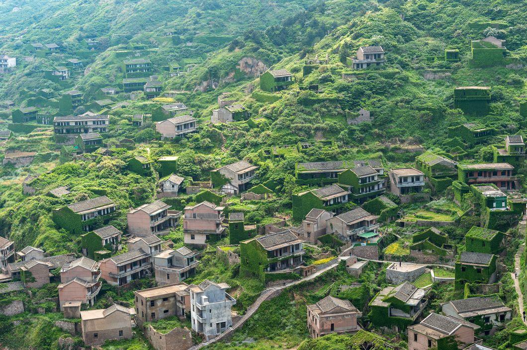 shengshan village