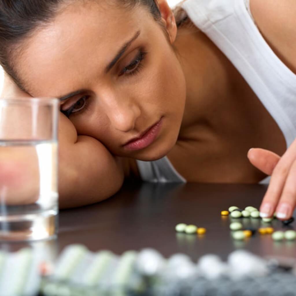 таблетка при стрессе