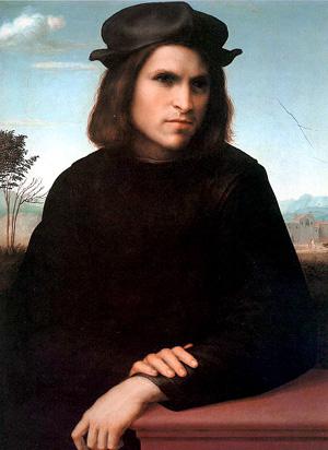 «Портрет молодого человека»