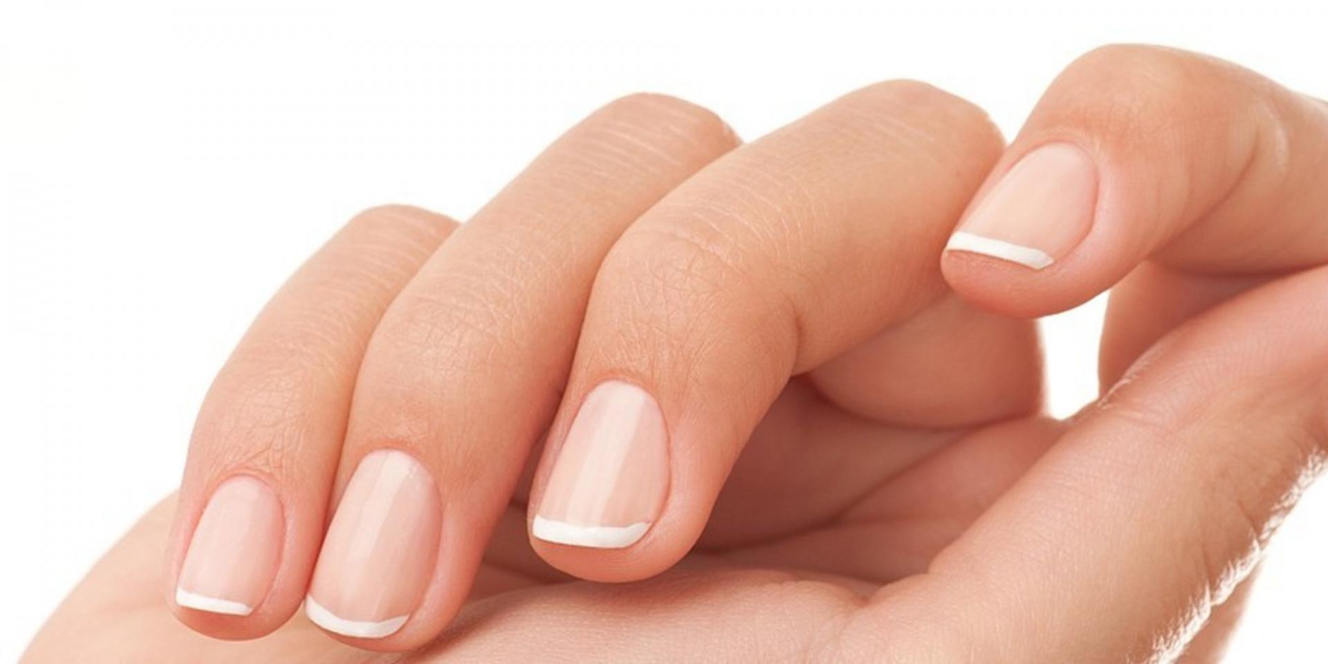 Здоровые ногти рук